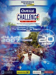 Challenge Roth 2007 affiche
