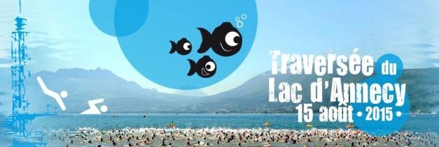 Traversée Lac Annecy 2015